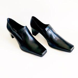 Franco Sarto Black Booties Size 8M